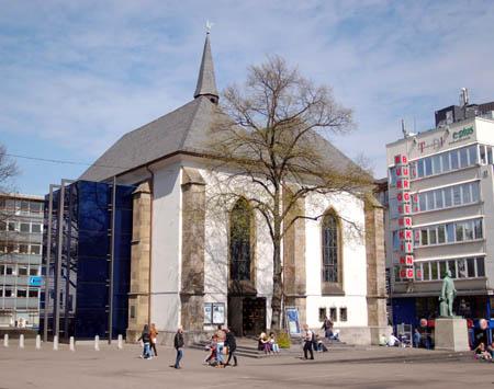 Die Essener Marktkirche