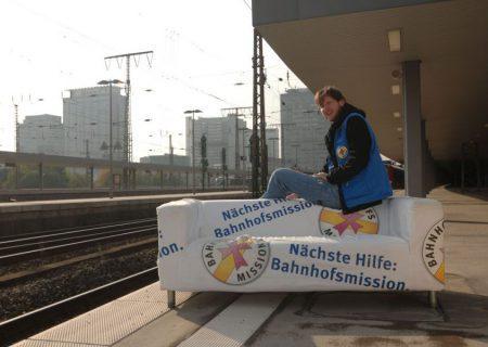 -- Bahnhofsmission Essen